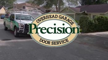 Precision Door Service TV Spot, 'Broken Spring'