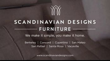 Scandinavian Designs Seating Essentials Sale TV Spot, 'Up to 20% Off' - Thumbnail 10