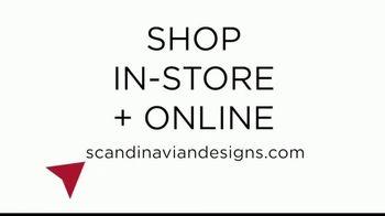 Scandinavian Designs Seating Essentials Sale TV Spot, 'Up to 20% Off' - Thumbnail 9