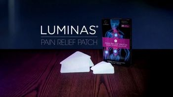 Luminas Pain Relief Patch TV Spot, 'Inflammation' - Thumbnail 1