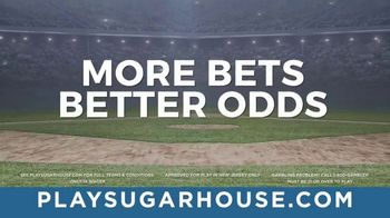 SugarHouse TV Spot, 'Baseball Betting' - Thumbnail 10