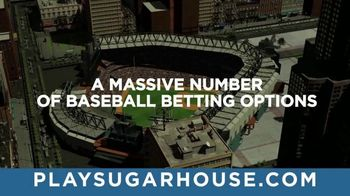 SugarHouse TV Spot, 'Baseball Betting' - Thumbnail 3