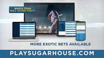 SugarHouse TV Spot, 'Baseball Betting' - Thumbnail 5