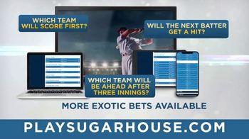 SugarHouse TV Spot, 'Baseball Betting'