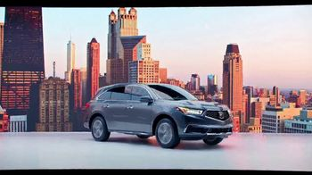 2018 Acura MDX TV Spot, 'Chicago' Song by Lizzo [T2] - 3 commercial airings