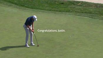 Congratulations, Justin thumbnail
