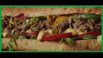 Subway Chipotle Cheesesteak TV Spot, 'Como nunca antes' [Spanish] - Thumbnail 6