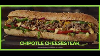 Subway Chipotle Cheesesteak TV Spot, 'Como nunca antes' [Spanish] - Thumbnail 8