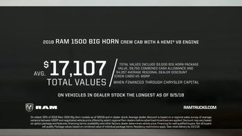 Ram Trucks Power Days TV Spot, 'Tailgating' [T2]