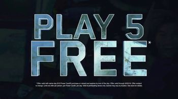 Dave and Buster's TV Spot, 'Halo Fireteam Raven: Five Free' - Thumbnail 7