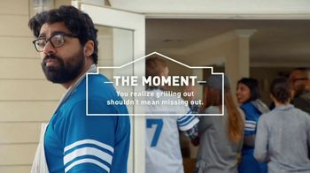 Lowe's Grill Clearance TV Spot, 'The Moment: Grill Out, Don't Miss Out'