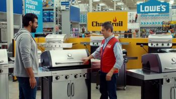 Lowe's Grill Clearance TV Spot, 'The Moment: Grill Out, Don't Miss Out' - Thumbnail 5