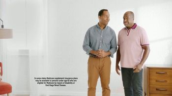 AARP Medicare Supplement Insurance Plans TV Spot, 'No Big Thing' - Thumbnail 2