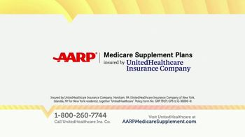 AARP Medicare Supplement Insurance Plans TV Spot, 'No Big Thing' - Thumbnail 3