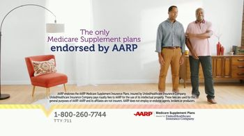AARP Medicare Supplement Insurance Plans TV Spot, 'No Big Thing' - Thumbnail 4