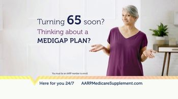 AARP Medicare Supplement Insurance Plans TV Spot, 'No Big Thing' - Thumbnail 8