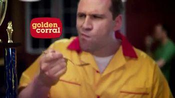 Golden Corral Beef Lover's Banquet TV Spot, 'Trofeo' [Spanish] - Thumbnail 9