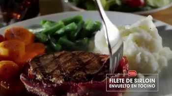 Golden Corral Beef Lover's Banquet TV Spot, 'Trofeo' [Spanish] - Thumbnail 3