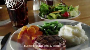 Golden Corral Beef Lover's Banquet TV Spot, 'Trofeo' [Spanish] - Thumbnail 8