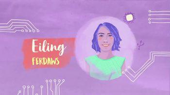 TECHNOLOchicas TV Spot, 'Eiling Ferdaws: gerente de programa de análisis de Qualcomm' [Spanish]