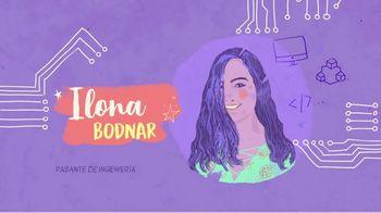 TECHNOLOchicas TV Spot, 'Ilona Bodnar: estudiante en USC' [Spanish]