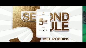 Audible Inc. TV Spot, 'Listen for a Change: Review 5 Second Rule' - Thumbnail 10