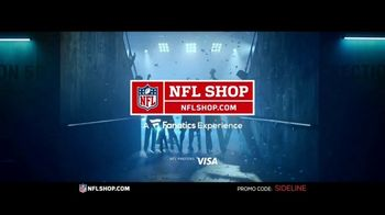 NFL Shop TV Spot, 'Patriots and Lions Fans' - Thumbnail 10