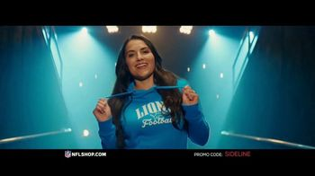 NFL Shop TV Spot, 'Patriots and Lions Fans'