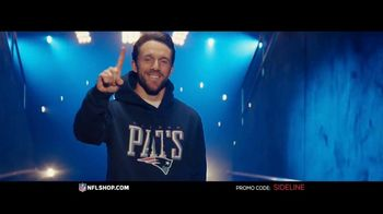 NFL Shop TV Spot, 'Patriots and Lions Fans' - Thumbnail 4