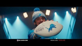 NFL Shop TV Spot, 'Patriots and Lions Fans' - Thumbnail 5