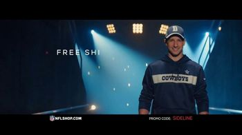 NFL Shop TV Spot, 'Patriots and Lions Fans' - Thumbnail 8