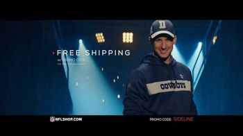 NFL Shop TV Spot, 'Patriots and Lions Fans' - Thumbnail 9