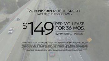 2018 Nissan Rogue TV Spot, 'Gridlock' [T2] - Thumbnail 9