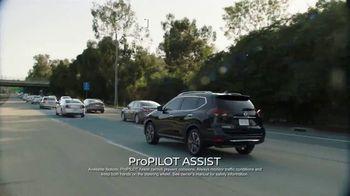 2018 Nissan Rogue TV Spot, 'Gridlock' [T2] - Thumbnail 5