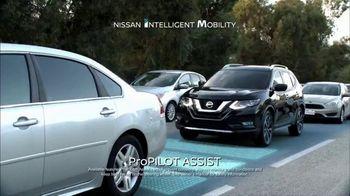 2018 Nissan Rogue TV Spot, 'Gridlock' [T2] - Thumbnail 7