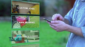 Takl TV Spot, 'Lawn Care' - Thumbnail 3