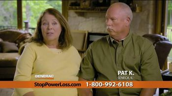 Generac Automatic Home Standby Generator TV Spot, 'Power Stays On: $1,999' - Thumbnail 5