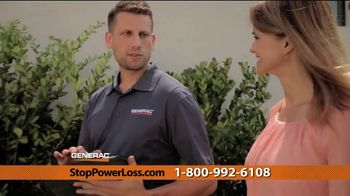 Generac Automatic Home Standby Generator TV Spot, 'Power Stays On: $1,999' - Thumbnail 7