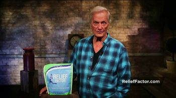 Relief Factor TV Spot, 'Alan' Featuring Pat Boone - Thumbnail 2