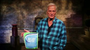 Relief Factor TV Spot, 'Alan' Featuring Pat Boone - 9 commercial airings