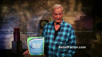 Relief Factor TV Spot, 'Alan' Featuring Pat Boone - Thumbnail 9