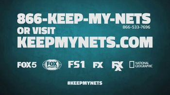 Keep My Nets TV Spot, 'Favorite Programming' - Thumbnail 10