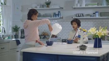 Sears Member Day TV Spot, 'Kenmore: Every Household Has Its Moments'