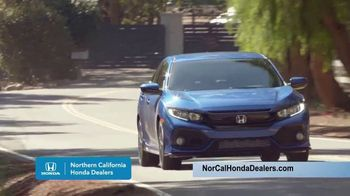 Honda End of Summer Celebration TV Spot, 'End Your Summer in Style' [T2] - Thumbnail 3