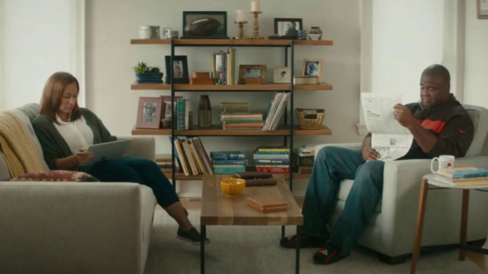 premium selection 01fad e63cd NFL Shop TV Commercial, 'Dressed Like That' - Video