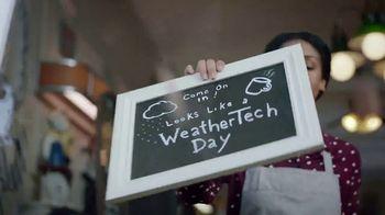Looks Like a WeatherTech Day