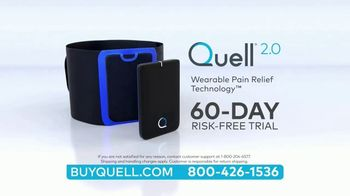 Quell 2.0 TV Spot, 'Wearable Pain Relief Technology' - Thumbnail 9