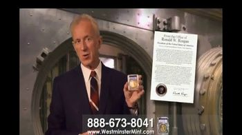 Westminster Mint $50 American Gold Eagle Coin TV Spot, 'Best-Selling' - Thumbnail 2