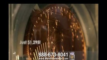 Westminster Mint $50 American Gold Eagle Coin TV Spot, 'Best-Selling' - Thumbnail 4