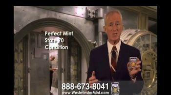 Westminster Mint $50 American Gold Eagle Coin TV Spot, 'Best-Selling' - Thumbnail 5